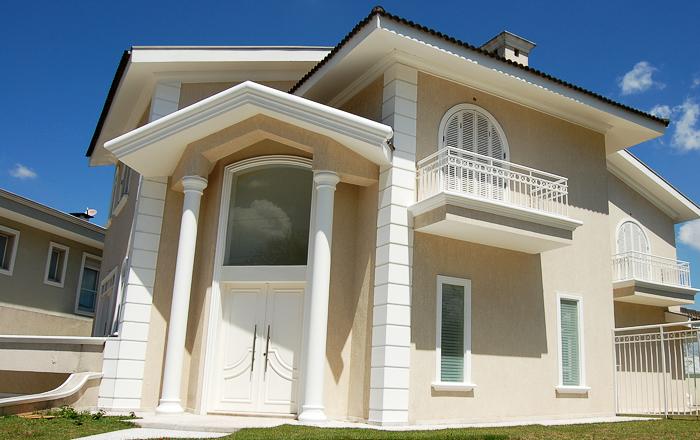 Fachadas de casas modelo imagui for Modelos de casas fachadas fotos