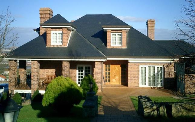 Fachadas de casas residenciais fotos for Casas imagenes fachadas